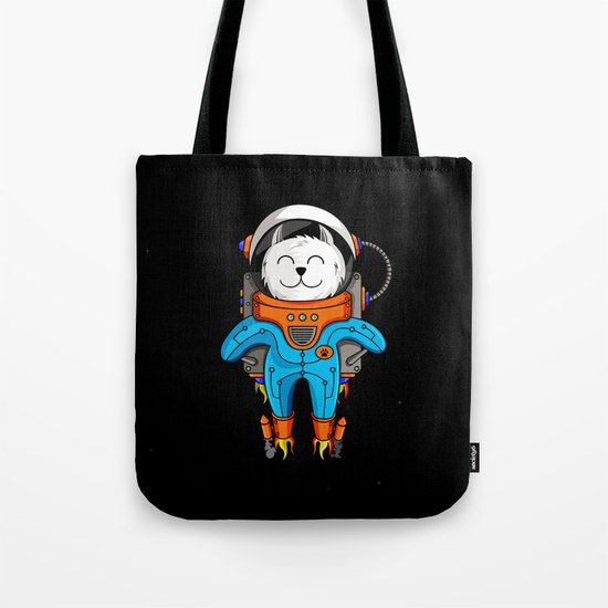 Intercatlactic! to the delicious Milky way!!! Tote Bag
