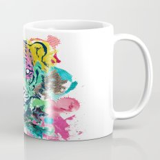 Tiger Splash Mug