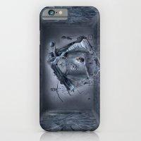 iPhone & iPod Case featuring Zeitgespenst by teddynash