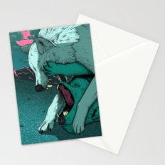 Ballad of the Wolf Stationery Cards