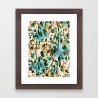 Framed Art Print featuring Walden by Marcelo Romero
