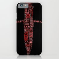 iPhone & iPod Case featuring Shakespeare's Macbeth  by MollyW