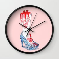 Grimm Cinderella Wall Clock