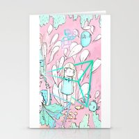 Awake In Your Dreams Stationery Cards