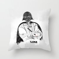Heroes - The Mother Throw Pillow