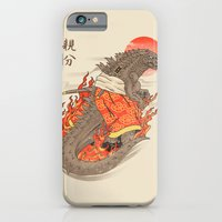 iPhone & iPod Case featuring OYABUN by squadcore