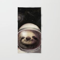 Space Sloth  Hand & Bath Towel
