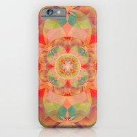 Lotus Mandala iPhone 6 Slim Case