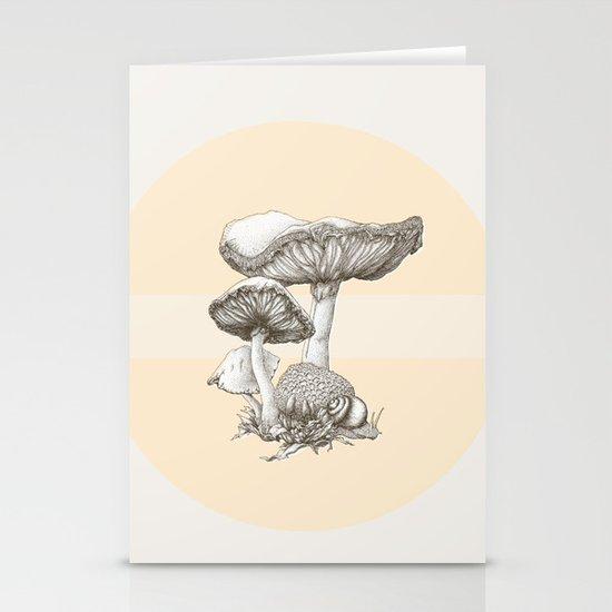 Fungi Stationery Card
