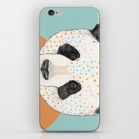 Polkadot Panda iPhone & iPod Skin