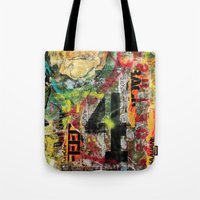 War & Peace Tote Bag