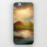 Calling The Sun XVIII iPhone & iPod Skin