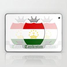 Tajikistan Laptop & iPad Skin