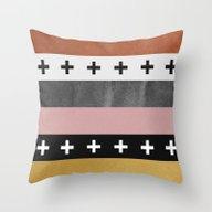 Plus Combination Throw Pillow