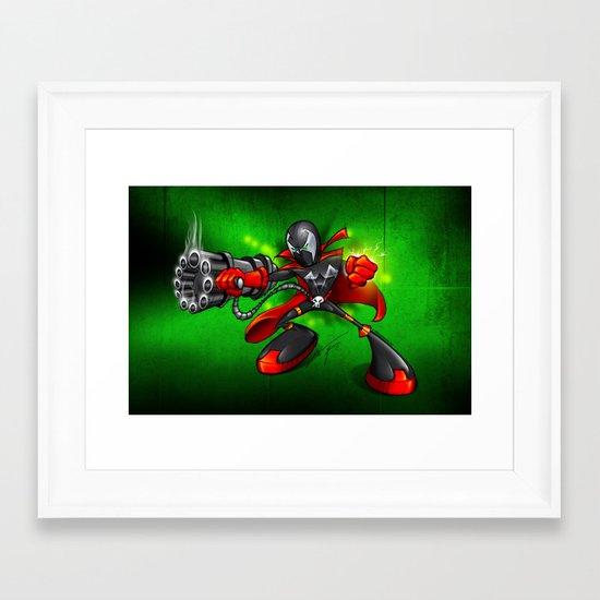 Spawn  Framed Art Print