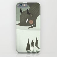 so they went to where the buffalos roamed. iPhone 6 Slim Case