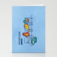 Emergency Room Stationery Cards