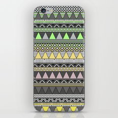 CELADON & HANSA YELLOW iPhone & iPod Skin