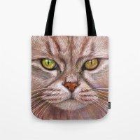White Cat CC15-01 Tote Bag