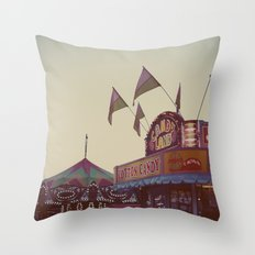 August Nights Throw Pillow