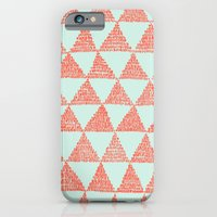 iPhone & iPod Case featuring try-angles by Yes Menu