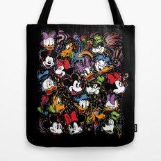 Emotion Explosion Tote Bag