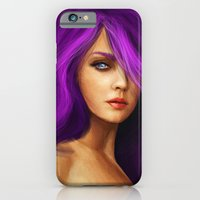 iPhone & iPod Case featuring DOLL by John Aslarona