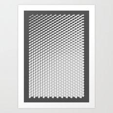 Hexagon I Art Print