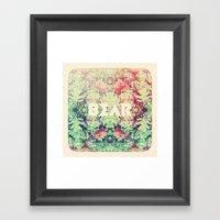 B3AR Framed Art Print