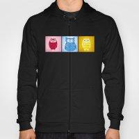 Bright Owls Hoody