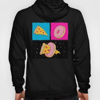 Pizza & Donut Hoody