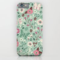 Garden Butterflies  iPhone 6 Slim Case