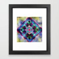 [Livid_Vivid] Framed Art Print
