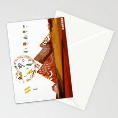 I love Egypt  Stationery Cards
