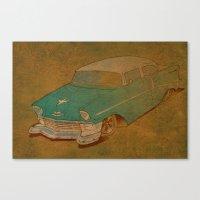 56 Canvas Print