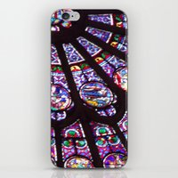 Rose Window (Notre Dame)  iPhone & iPod Skin