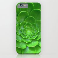 iPhone & iPod Case featuring Green Within by Jillian Schipper
