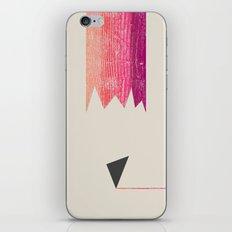 Drawing Inspiration iPhone & iPod Skin