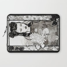 the frog princess Laptop Sleeve
