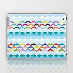 Between sky and sea Laptop & iPad Skin