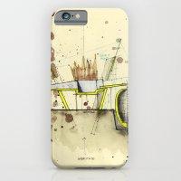 Process Sketch iPhone 6 Slim Case