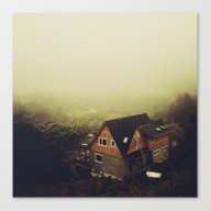 VSCO Fog [REQ] Canvas Print