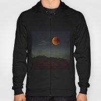 Blood Moon Rising  Hoody
