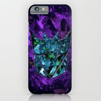iPhone & iPod Case featuring Decepticons Abstractness - Transformers by DesignLawrence