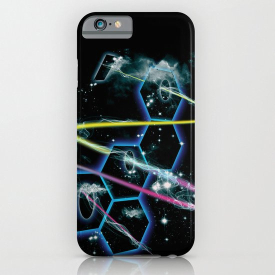 space fragmentation travel fig 4 iPhone & iPod Case