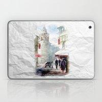 Galata Tower İstanbul Laptop & iPad Skin