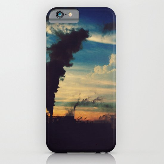 Southside Chicago Factory iPhone & iPod Case