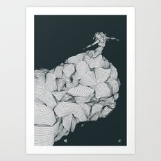Come To Nothing Art Print