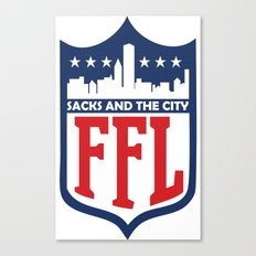 Sacks and the City Original Canvas Print