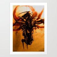 Ad Infinitum Art Print